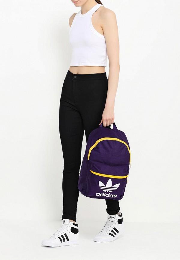 Городской рюкзак Adidas Originals (Адидас Ориджиналс) AJ6924: изображение 5