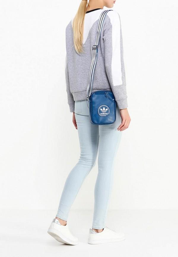Спортивная сумка Adidas Originals (Адидас Ориджиналс) AJ8394: изображение 5