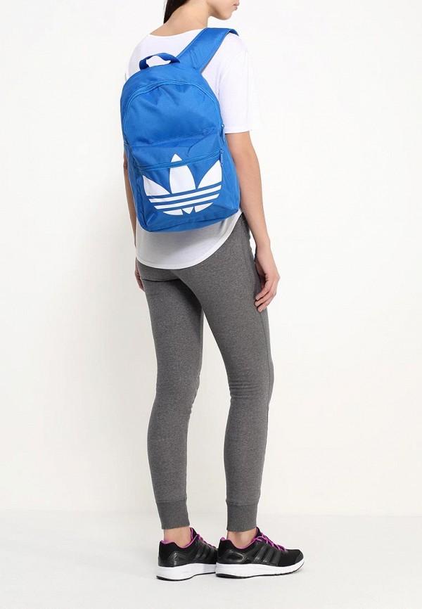 Городской рюкзак Adidas Originals (Адидас Ориджиналс) AJ8528: изображение 5