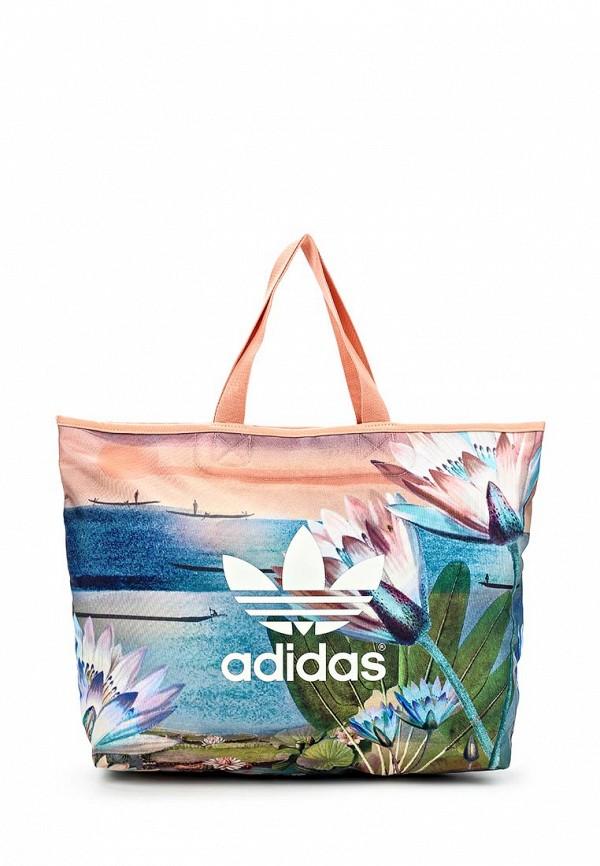 Большая сумка Adidas Originals (Адидас Ориджиналс) S19937: изображение 1