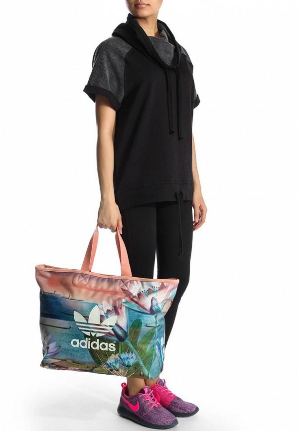 Большая сумка Adidas Originals (Адидас Ориджиналс) S19937: изображение 4