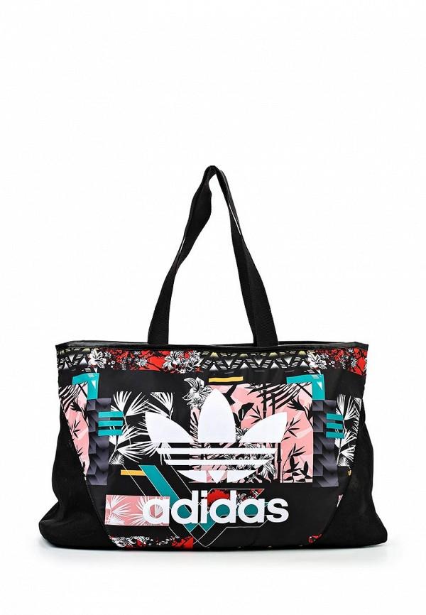 Текстильная сумка Adidas Originals (Адидас Ориджиналс) AJ8677: изображение 1