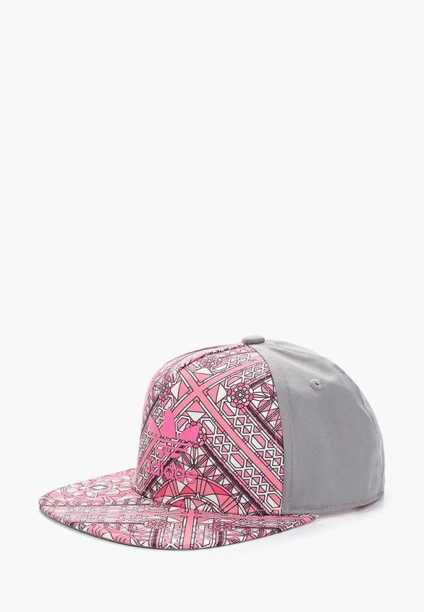 Купить Бейсболка adidas Originals, adidas Originals AD093CGALQE5, розовый, Весна-лето 2018