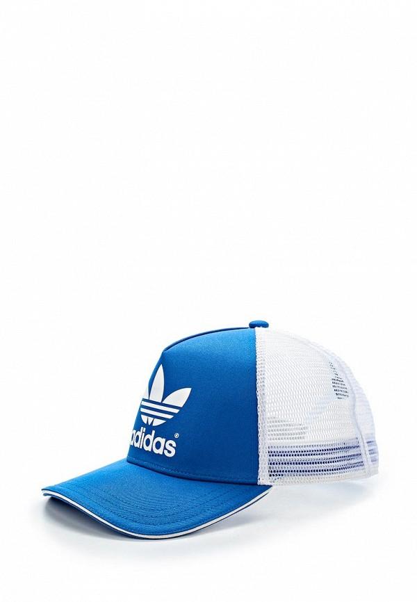 Бейсболка Adidas Originals (Адидас Ориджиналс) M30627: изображение 1