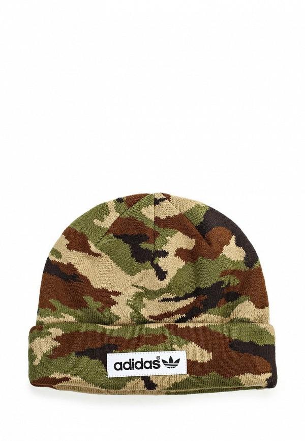 Шапка Adidas Originals (Адидас Ориджиналс) AB2943: изображение 1