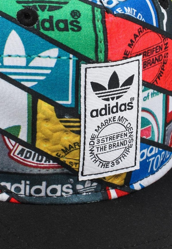 Кепка Adidas Originals (Адидас Ориджиналс) AB3953: изображение 3