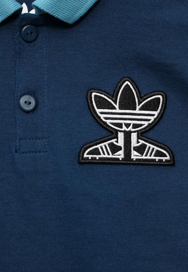 Поло Adidas Originals (Адидас Ориджиналс) AJ0228: изображение 3