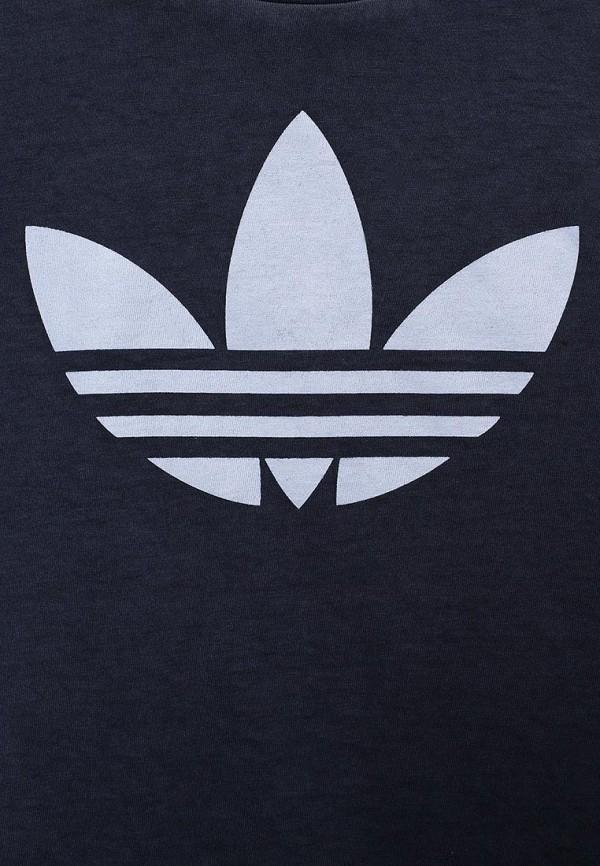 Футболка с коротким рукавом Adidas Originals (Адидас Ориджиналс) AJ0295: изображение 3