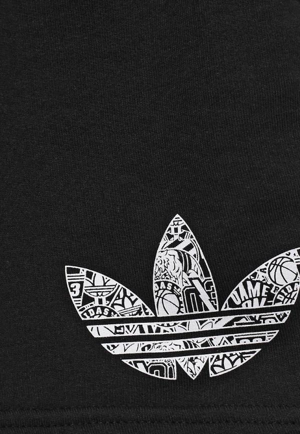 Шорты Adidas Originals (Адидас Ориджиналс) AJ0302: изображение 3