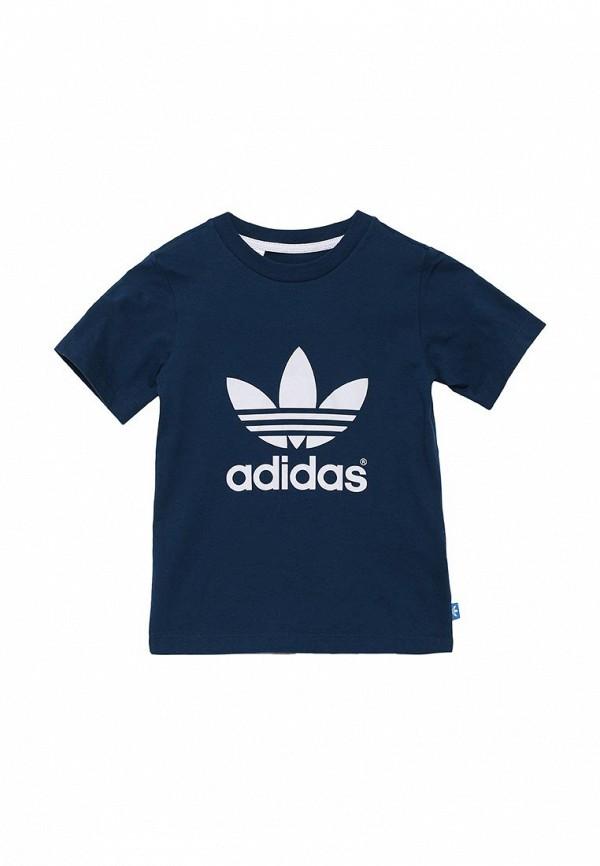 Футболка с коротким рукавом Adidas Originals (Адидас Ориджиналс) AO0028