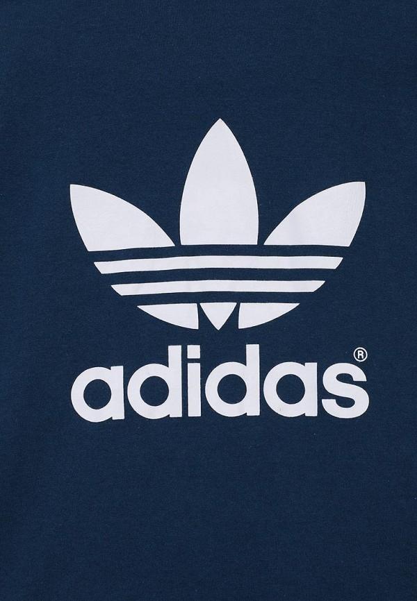 Футболка с коротким рукавом Adidas Originals (Адидас Ориджиналс) AO0028: изображение 3