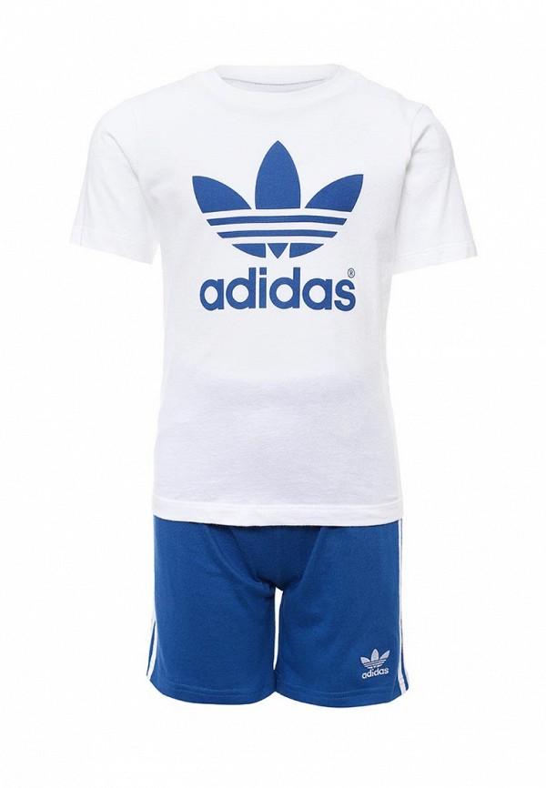 Спортивный костюм Adidas Originals (Адидас Ориджиналс) AO0055: изображение 1