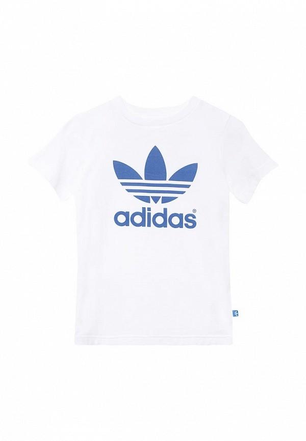 Футболка с коротким рукавом Adidas Originals (Адидас Ориджиналс) AO0060: изображение 1