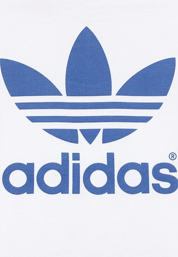 Футболка с коротким рукавом Adidas Originals (Адидас Ориджиналс) AO0060: изображение 3