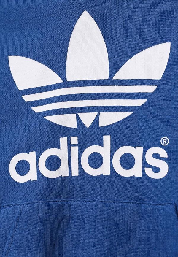 Толстовка Adidas Originals (Адидас Ориджиналс) AO0072: изображение 3