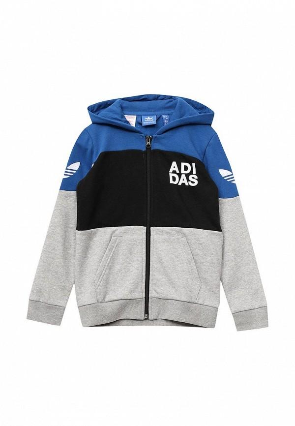 Толстовка Adidas Originals (Адидас Ориджиналс) AJ0272: изображение 1