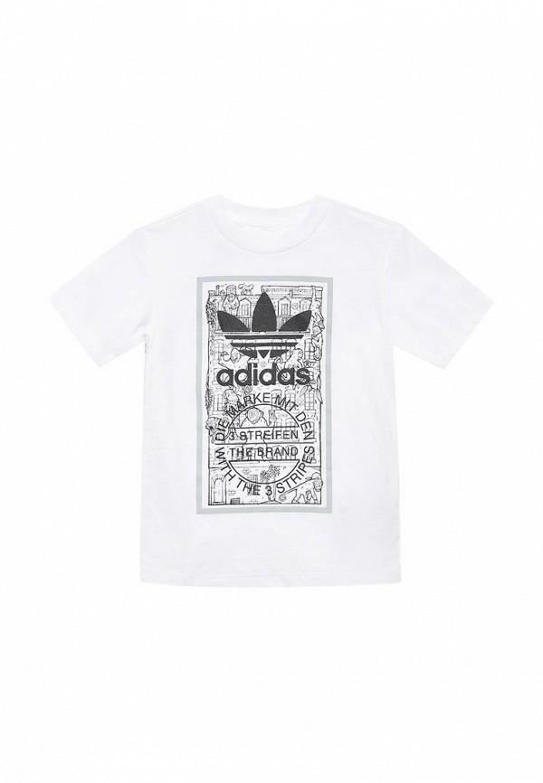 Футболка Adidas Originals (Адидас Ориджиналс) BK5735