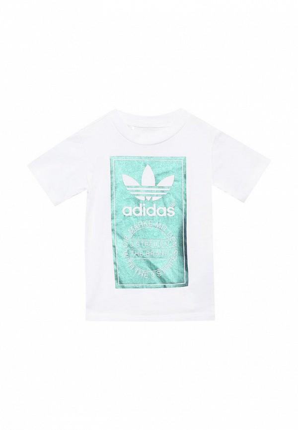 Футболка Adidas Originals (Адидас Ориджиналс) BK5737