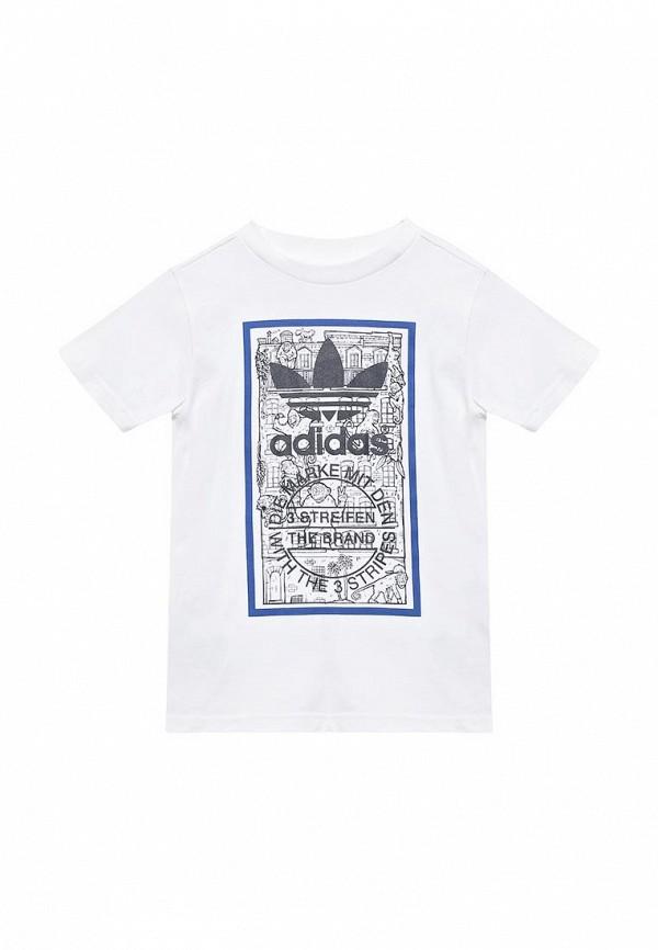 Футболка Adidas Originals (Адидас Ориджиналс) BK6217