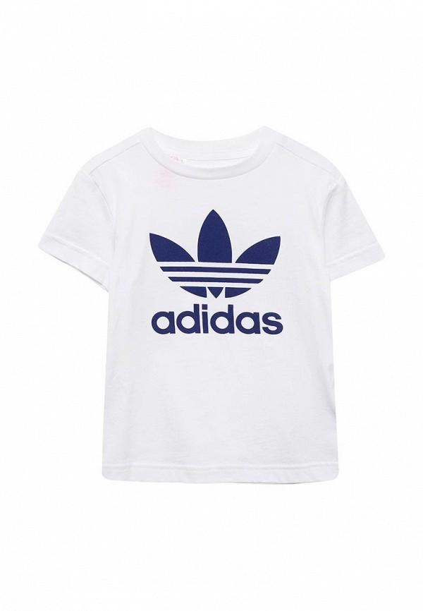 Футболка adidas Originals AD093EBUNI91