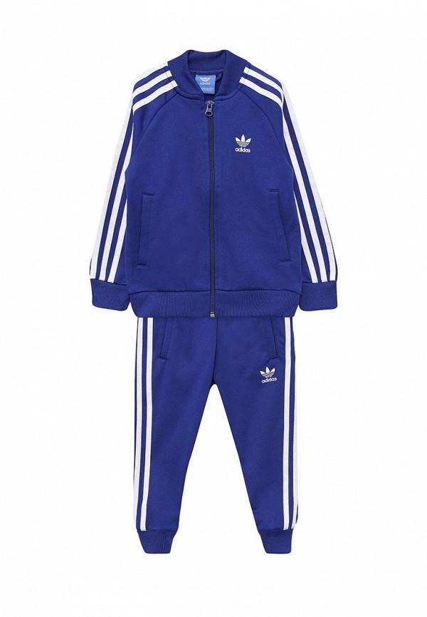 Костюм спортивный adidas Originals adidas Originals AD093EBUNJ01 adidas originals костюм adidas originals модель 283152559