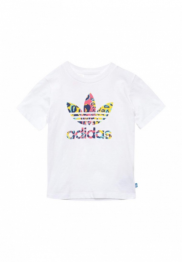 Футболка adidas Originals I SOCCER TRF