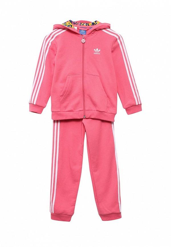 Спортивный костюм для девочек Adidas Originals (Адидас Ориджиналс) AI9995  купить a7d45ea41ec