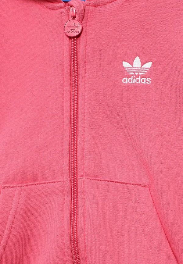 Спортивный костюм Adidas Originals (Адидас Ориджиналс) AJ0021: изображение 5