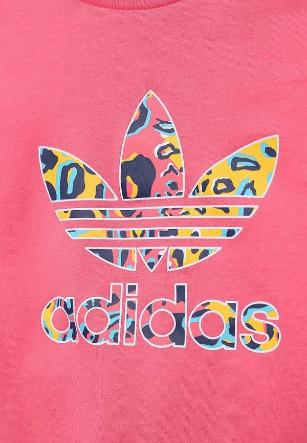 Спортивный костюм Adidas Originals (Адидас Ориджиналс) AJ0021: изображение 6
