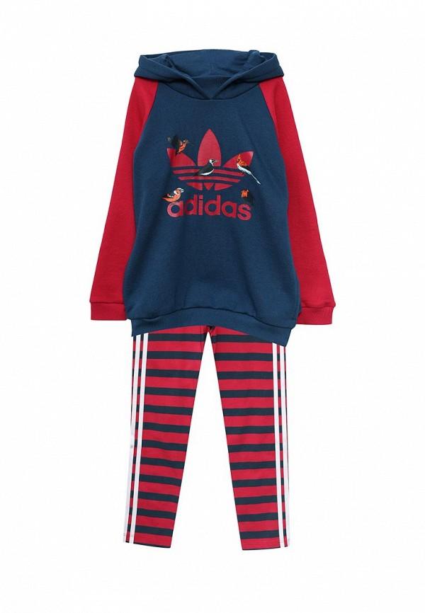 Спортивный костюм Adidas Originals (Адидас Ориджиналс) S95939: изображение 1