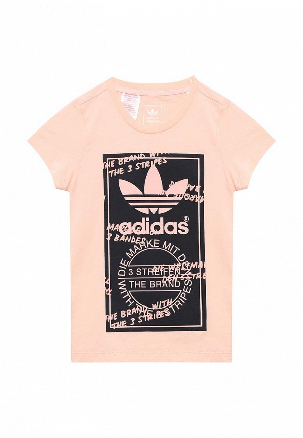 Футболка Adidas Originals (Адидас Ориджиналс) BJ9024