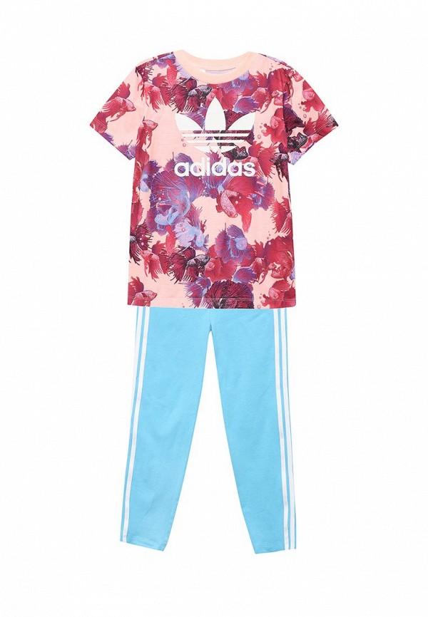 Спортивный костюм Adidas Originals (Адидас Ориджиналс) BK5755