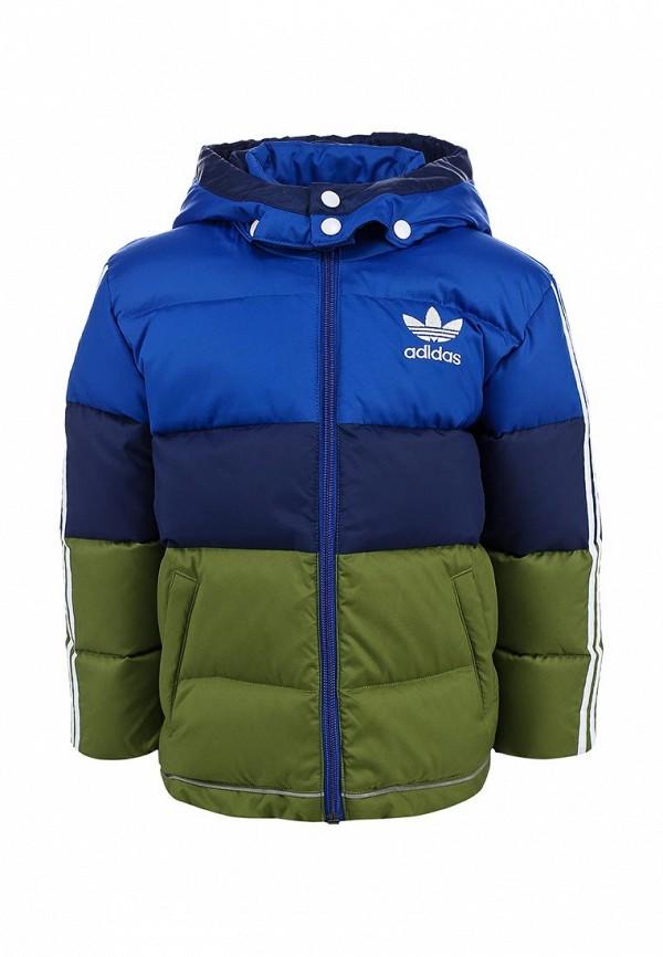 Пуховик Adidas Originals (Адидас Ориджиналс) M34620: изображение 1
