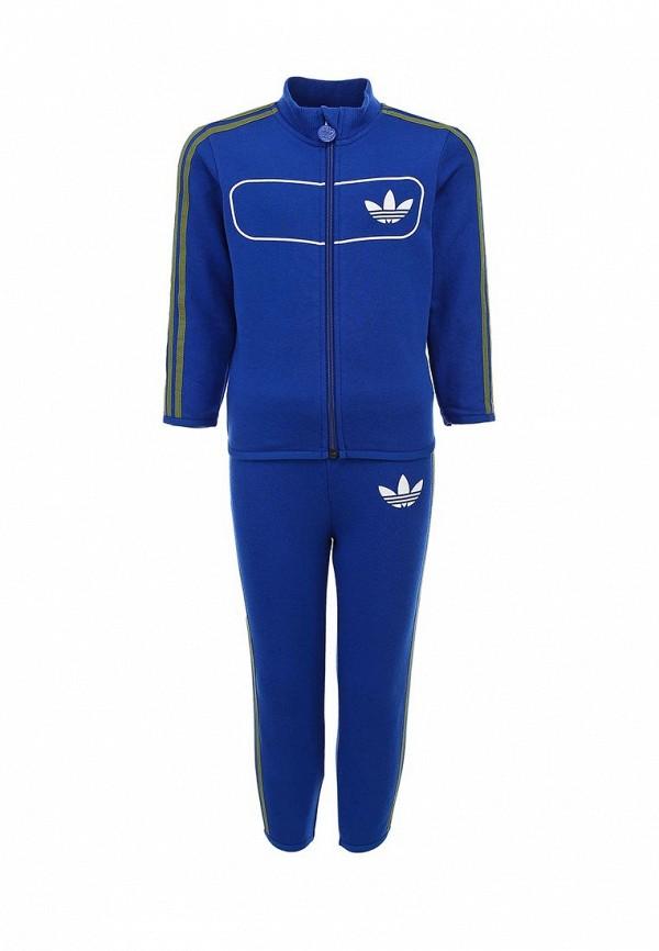 Спортивный костюм Adidas Originals (Адидас Ориджиналс) M63356: изображение 1