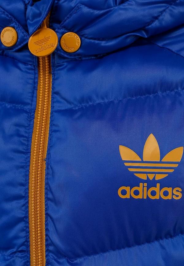 Пуховик Adidas Originals (Адидас Ориджиналс) M63363: изображение 3