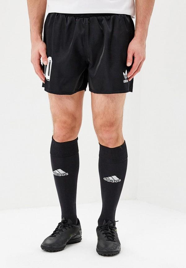 Купить Шорты спортивные adidas Originals, adidas Originals AD093EMALOB9, черный, Весна-лето 2018