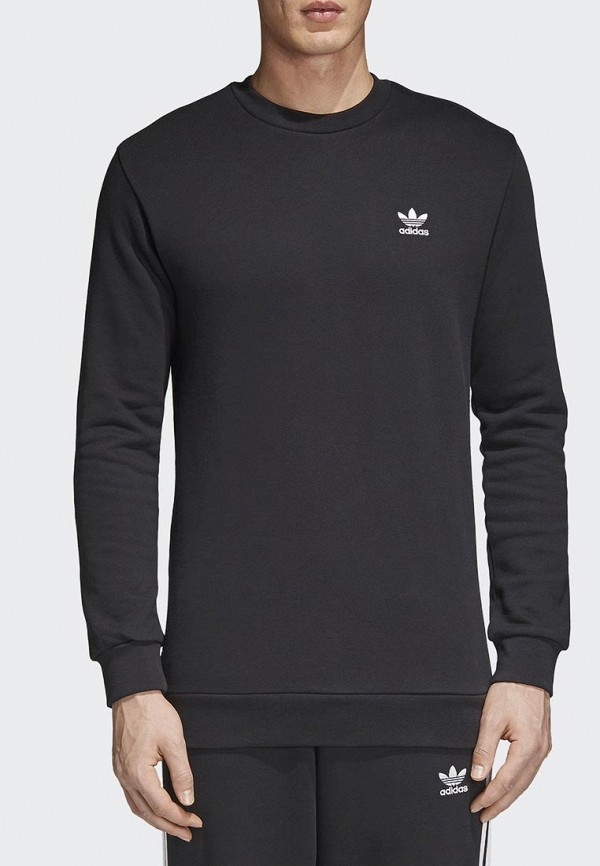 Купить Свитшот adidas Originals, adidas Originals AD093EMALOH8, черный, Весна-лето 2018