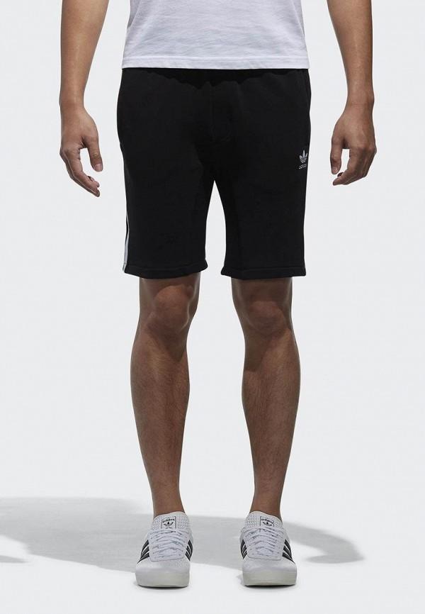Купить Шорты спортивные adidas Originals, adidas Originals AD093EMALOL9, черный, Весна-лето 2018
