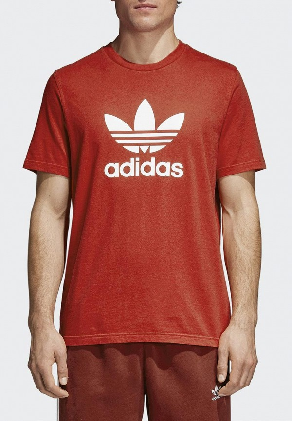 Футболка adidas Originals adidas Originals AD093EMALOM2 чехол для карточек авокадо дк2017 093
