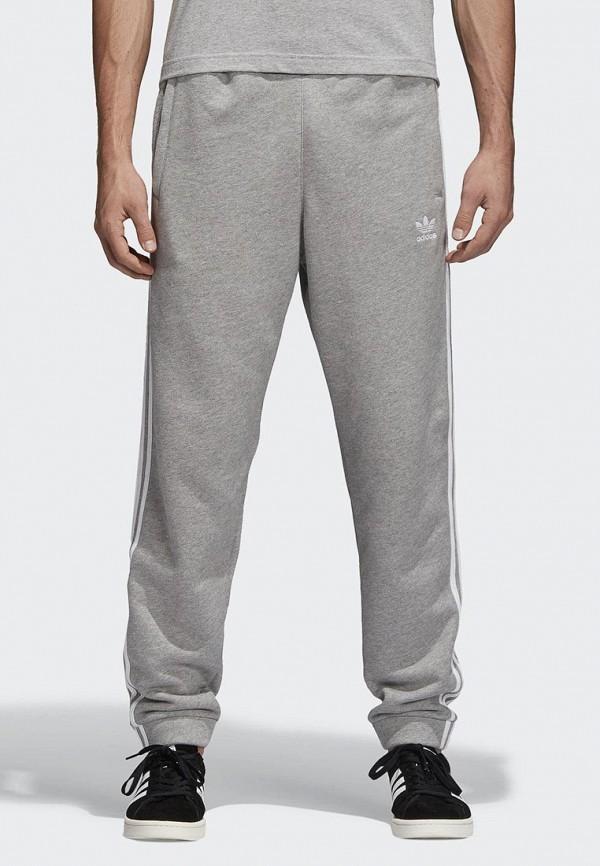 Купить Брюки спортивные adidas Originals, adidas Originals AD093EMALOM8, серый, Весна-лето 2018