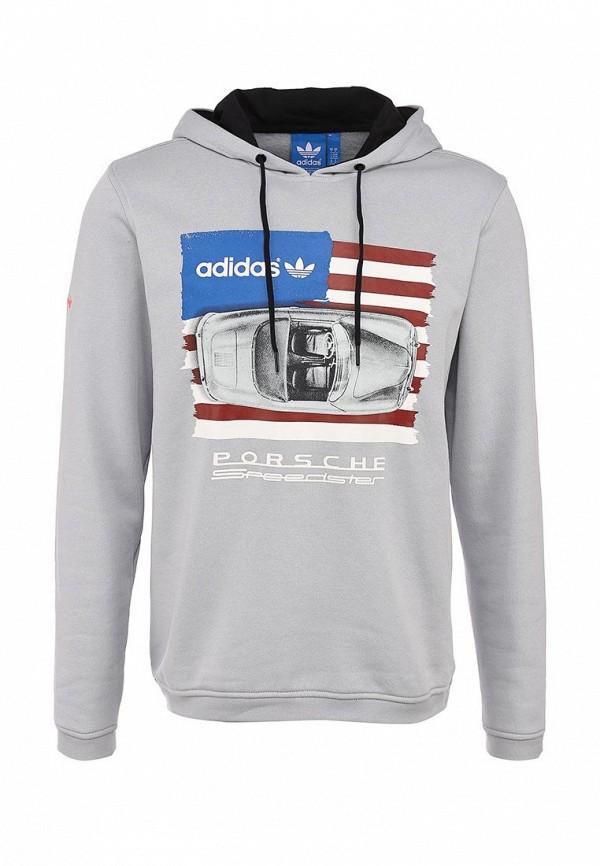 Мужские худи Adidas Originals (Адидас Ориджиналс) D88584: изображение 1