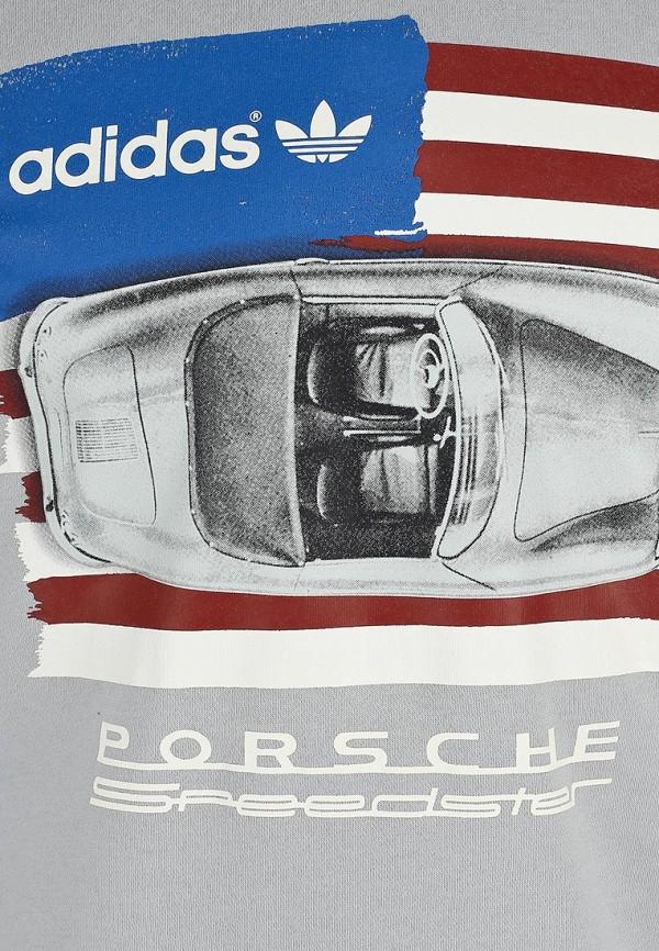 Мужские худи Adidas Originals (Адидас Ориджиналс) D88584: изображение 4