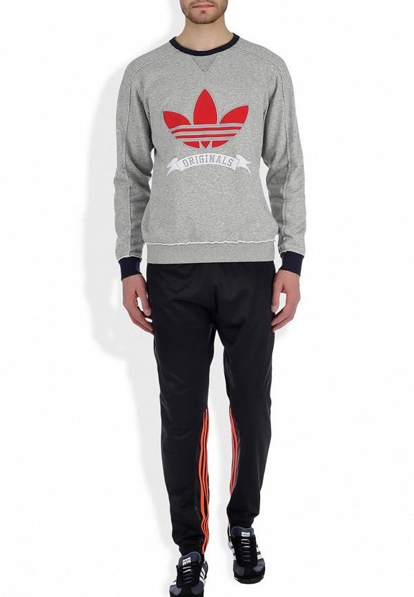 Мужские спортивные брюки Adidas Originals (Адидас Ориджиналс) F77023: изображение 7