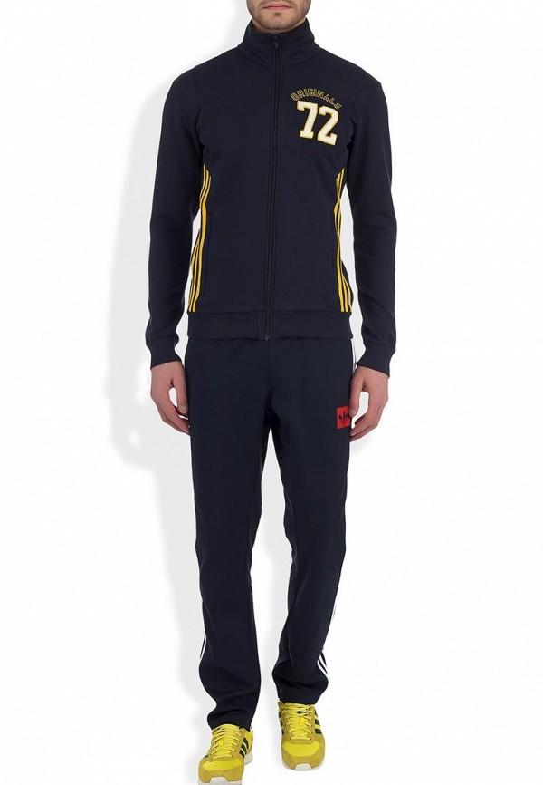 Олимпийка Adidas Originals (Адидас Ориджиналс) F77959: изображение 7
