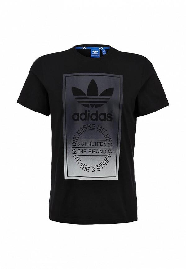 Спортивная футболка Adidas Originals (Адидас Ориджиналс) F78614: изображение 1