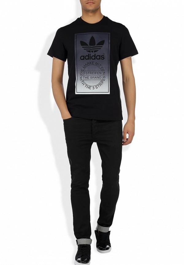 Спортивная футболка Adidas Originals (Адидас Ориджиналс) F78614: изображение 6