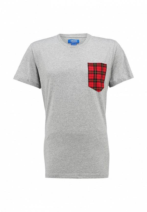Спортивная футболка Adidas Originals (Адидас Ориджиналс) G86493: изображение 1