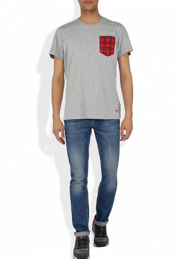 Спортивная футболка Adidas Originals (Адидас Ориджиналс) G86493: изображение 7