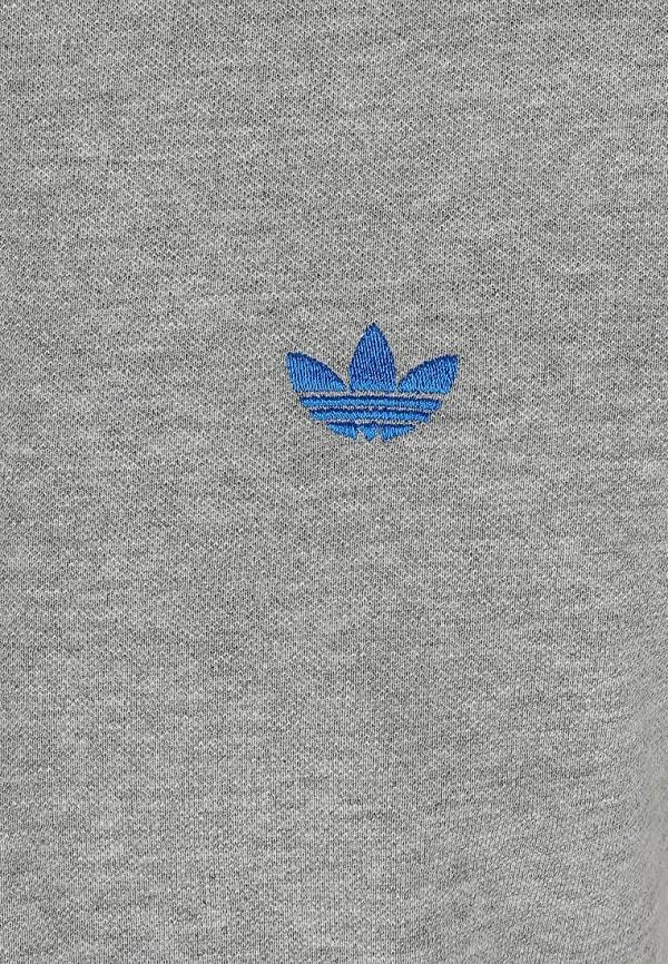 Мужские поло Adidas Originals (Адидас Ориджиналс) W64460: изображение 5
