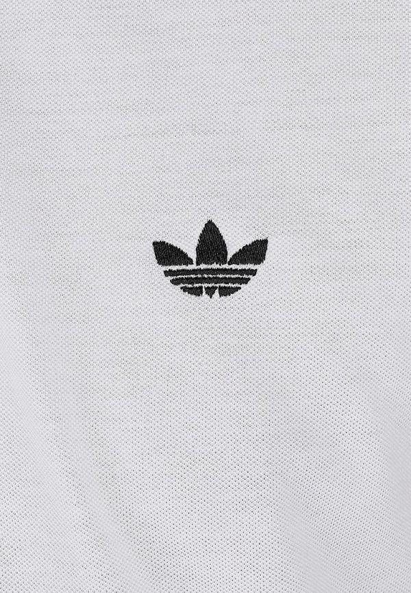 Мужские поло Adidas Originals (Адидас Ориджиналс) W69259: изображение 4